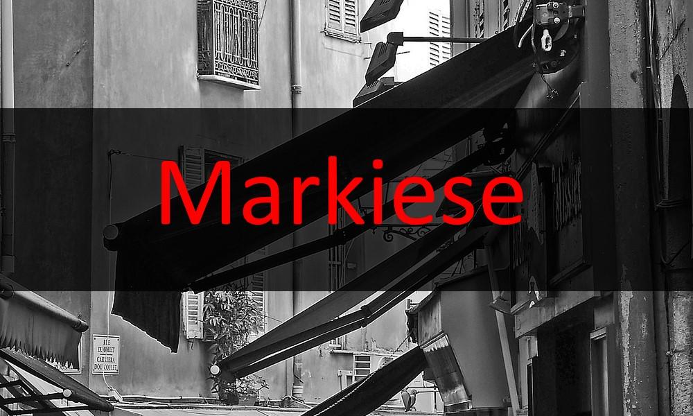 Markise