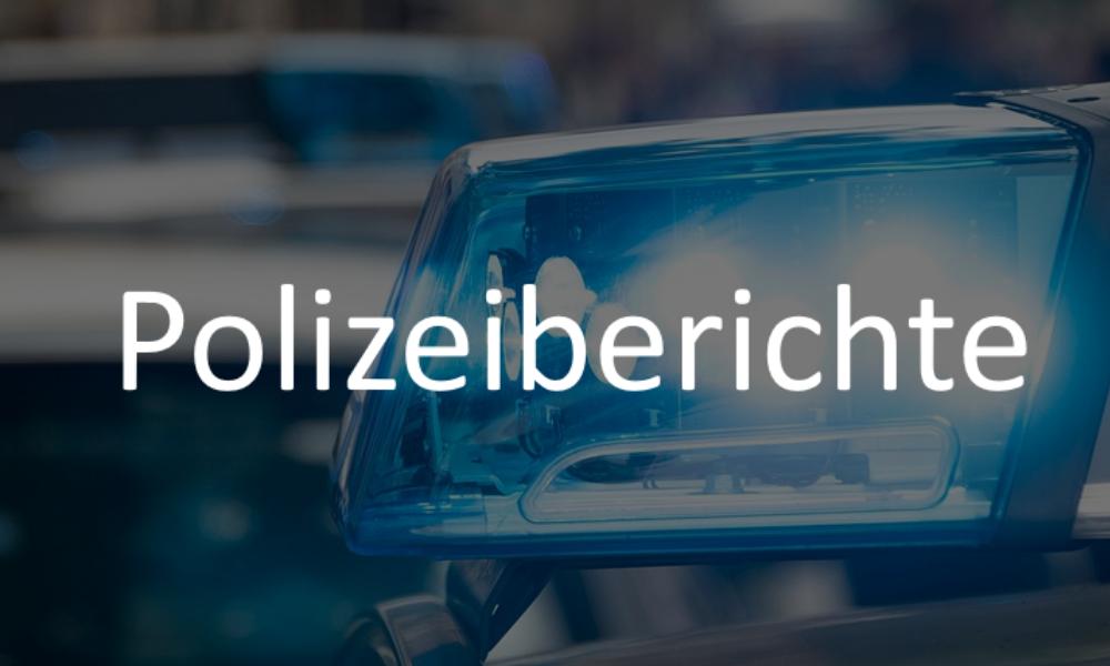 Polizeibreicht Einsatz (POL-Einsatz) – Aktuelle Einsätze
